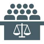 icon Litigation support