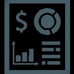 icon Financial report
